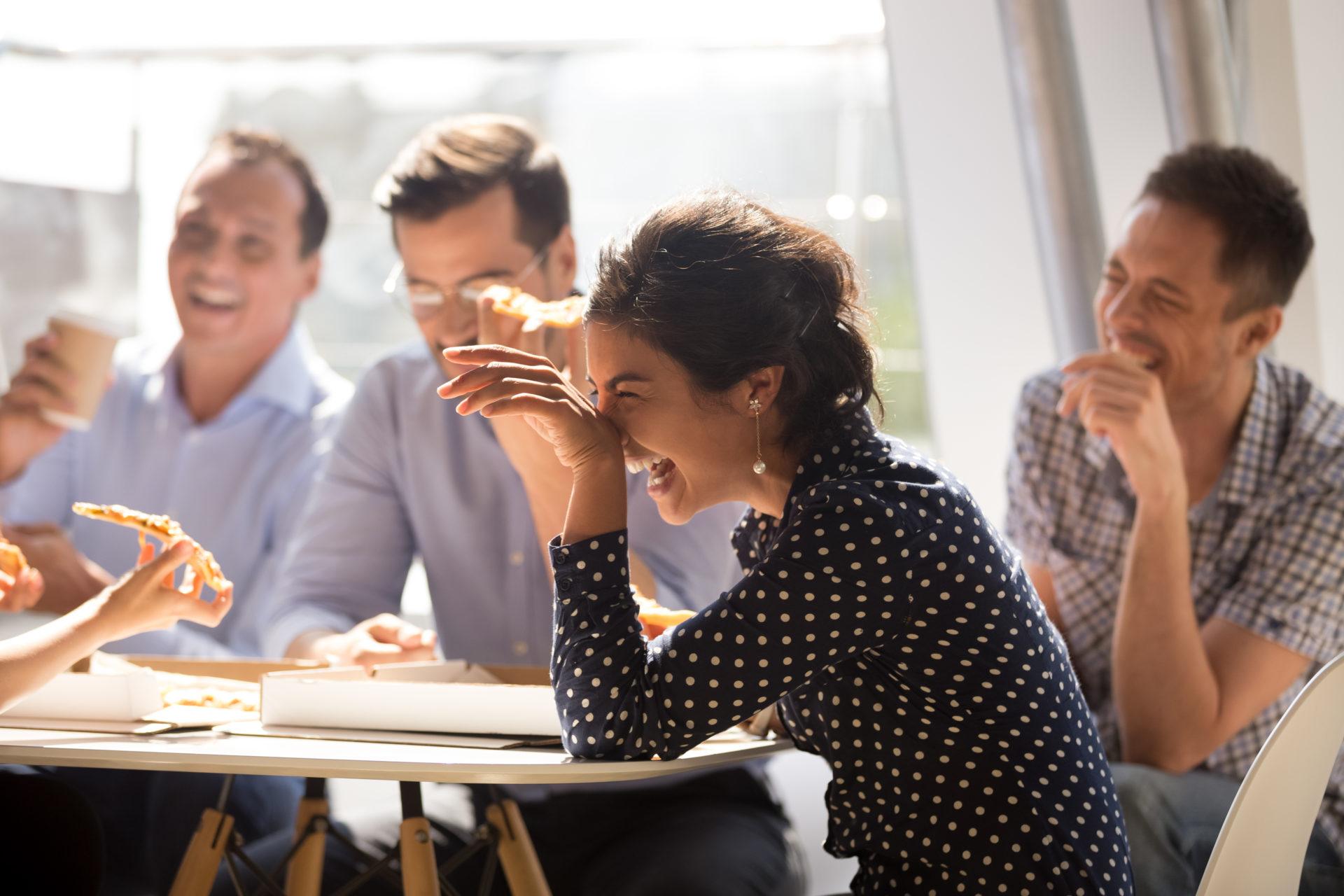 Des participants à un atelier en intelligence collective